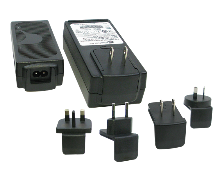 GlobTek announces availability of a high energy efficiency Li-Ion battery charger product family. The GTM91128 family has options for 1 cell, 2 cell or 3 cell Li-Ion charging. The family has been qualified...